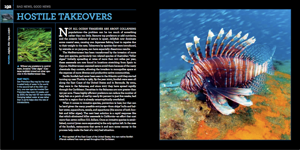 Hostile Takeovers Photo Spread from Citizens of the Sea