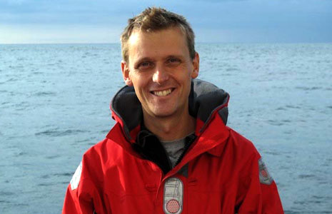 J. Murray Roberts studies and maps the cold-water corals known as Lophelia in the North Atlantic, where the bases of some coral mounds are 2.6 million years old.