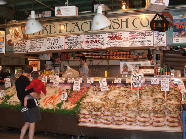 Pike Place Fish Market<div class='credit'><strong>Credit:</strong> Pike Place Fish Market</div>