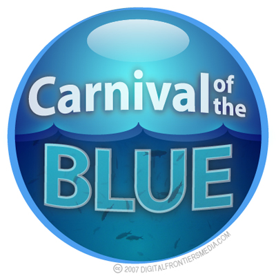 Logo for the Carnival of the Blue.<div class='credit'><strong>Credit:</strong> Logo for the Carnival of the Blue.</div>