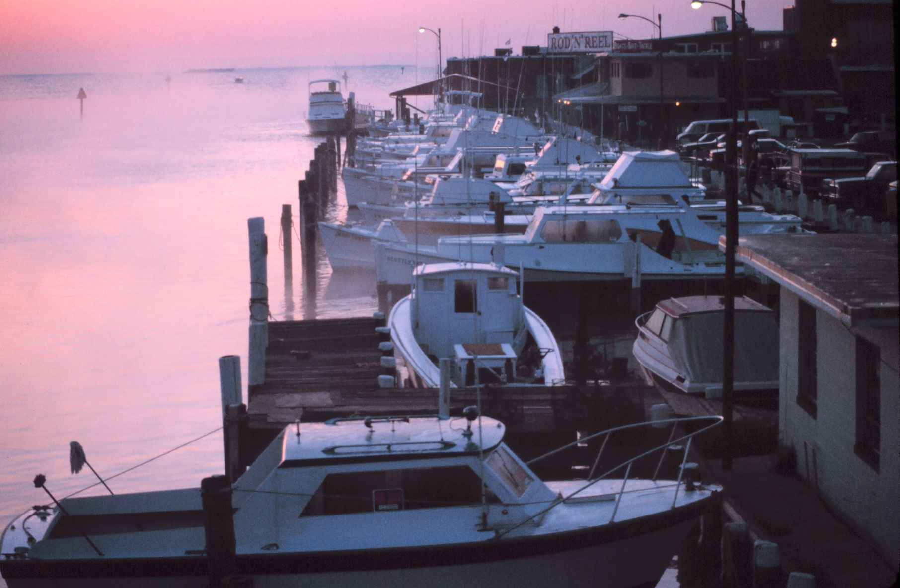 Boats docked in a Chesapeake Bay harbor<div class='credit'><strong>Credit:</strong> Boats docked in a Chesapeake Bay harbor</div>
