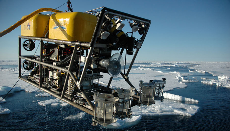 Remotely operated vehicles, ROVs, aid in deep-sea ocean exploration<div class='credit'><strong>Credit:</strong> Remotely operated vehicles, ROVs, aid in deep-sea ocean exploration</div>
