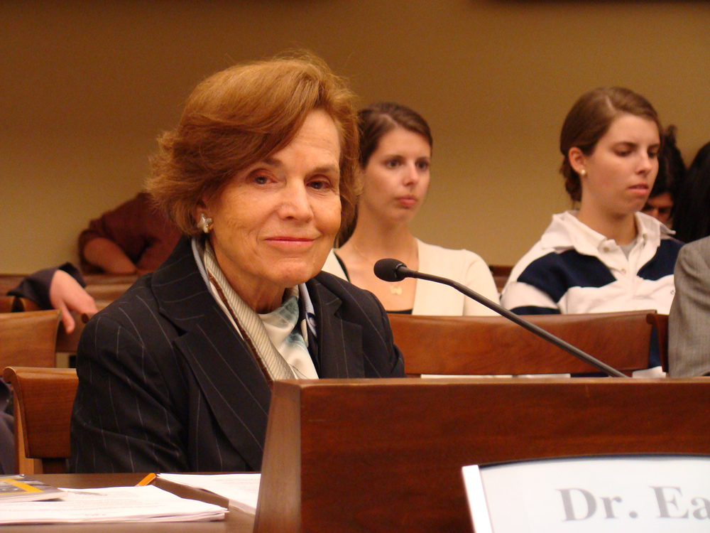 Dr. Sylvia Earle<div class='credit'><strong>Credit:</strong> Dr. Sylvia Earle</div>