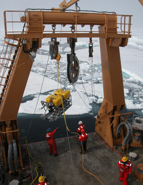 The Arctic is one of the most undiscovered areas of the world.<div class='credit'><strong>Credit:</strong> The Arctic is one of the most undiscovered areas of the world.</div>