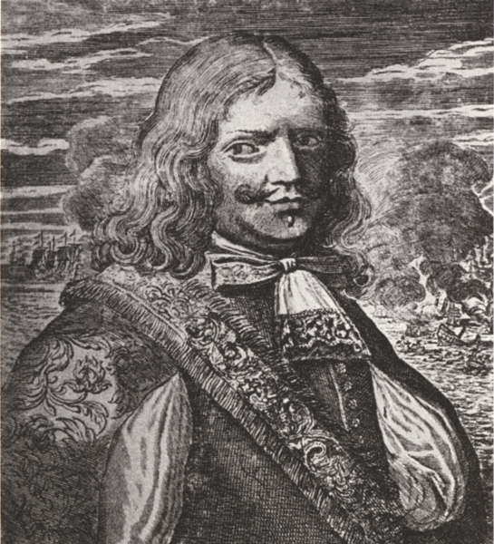 Engraving of pirate Captain Henry Morgan<div class='credit'><strong>Credit:</strong> Engraving of pirate Captain Henry Morgan</div>