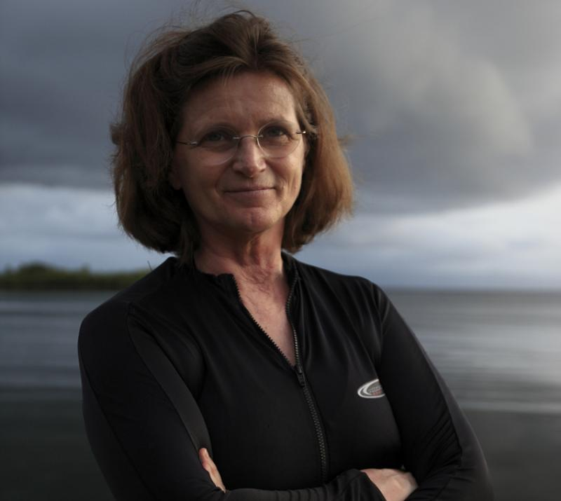 Marine Biologist Nancy Knowlton