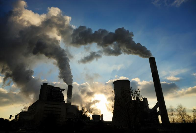 Burning fossil fuels, such as coal, oil and natural gas, spews almost 7 billion metric tons of carbon dioxide annually.