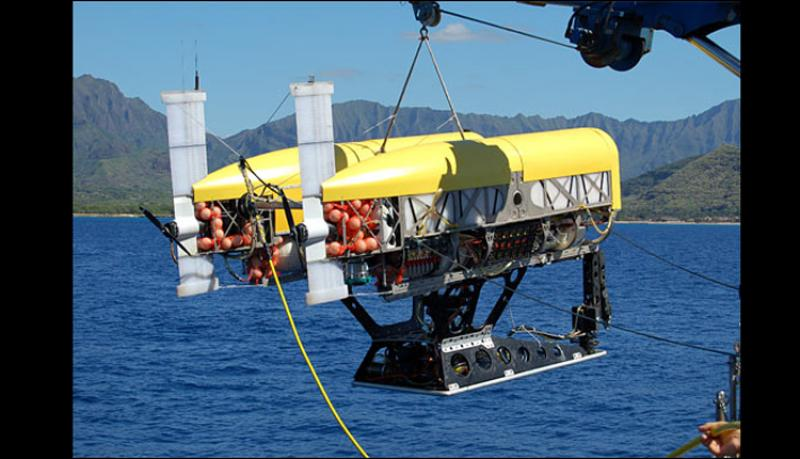 On May 31, 2009, this robotic vehicle reached the deepest part of the ocean.