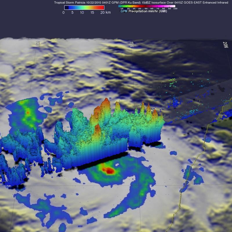 Hurricanes Typhoons And Cyclones Smithsonian Ocean