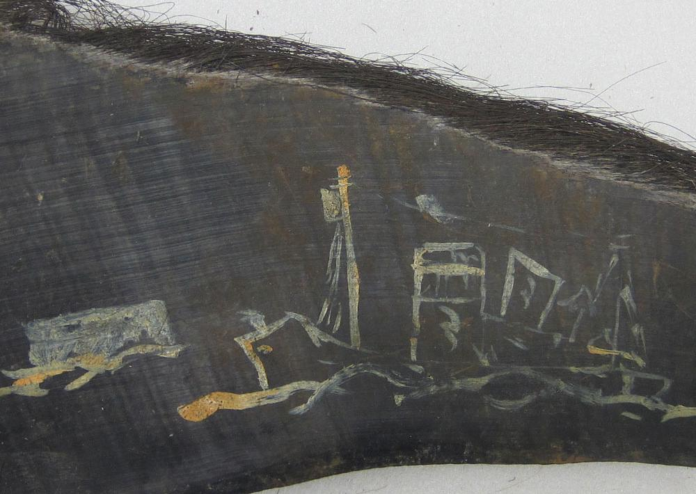 The Story of Stashed Whale Baleen
