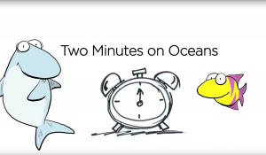 "Cartoonist Jim Toomey explains the ""climate change connection"" in two minutes."