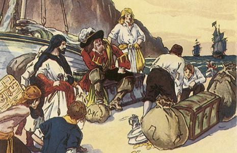 buccaneers from pirates of panama or the buccaneers of america smithsonian ocean buccaneers from pirates of panama or