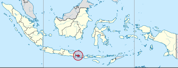 Map of Bali, Indonesia | Smithsonian Ocean