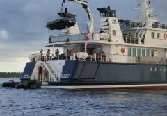 The MV Hanse Explorer