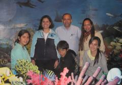 Students from Veracruz, Mexico, are working with the Veracruz Aquarium and their local community to learn about the perception of climate change among the youth population in Veracruz.