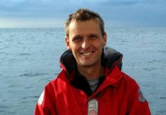 J. Murray Roberts studies and maps the cold-water corals known as Lophelia in the North Atlantic.